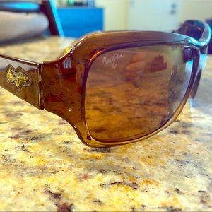 Maui Jim Women's Polarized PALM Sunglasses